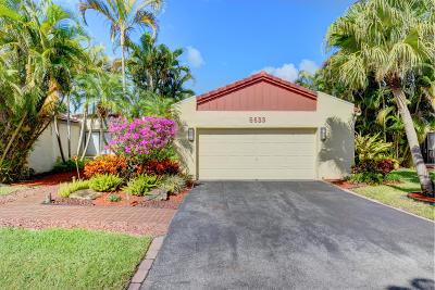 Boynton Beach Single Family Home For Sale: 5633 Ainsley Court