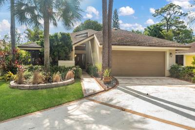 Boca Raton Single Family Home For Sale: 6708 Sweet Maple Lane