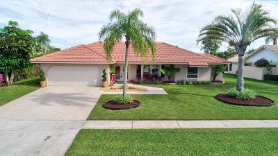 Boynton Beach FL Single Family Home For Sale: $429,900