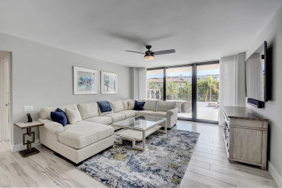 Yacht & Racquet Club Of Boca Raton, Yacht & Racquet Club Of Boca Raton Condo Condo For Sale: 2667 Ocean Boulevard #I208
