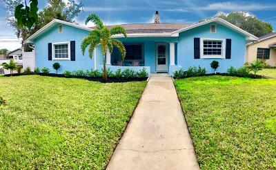 Palm City Single Family Home For Sale: 2473 SW Murphy Road
