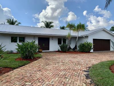 Boca Raton Single Family Home For Sale: 1020 NW 6th Street