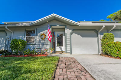 Jensen Beach Single Family Home For Sale: 683 NE Wax Myrtle Way NE