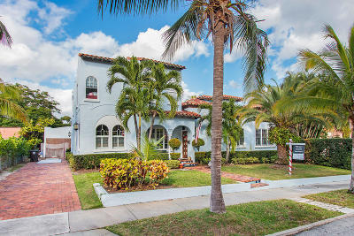 West Palm Beach Single Family Home For Sale: 711 Claremore Drive