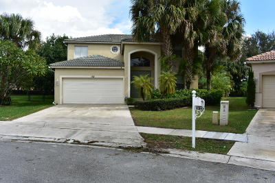 Royal Palm Beach Single Family Home For Sale: 132 Cayo Costa Court