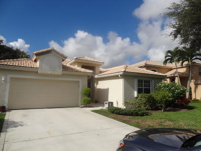 Delray Beach Single Family Home For Sale: 3760 Majestic Palm Way