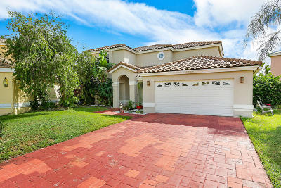 Wellington Single Family Home For Sale: 1983 White Coral Way