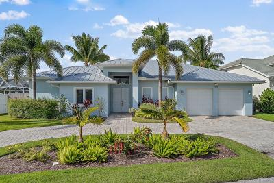 Jupiter Single Family Home For Sale: 954 Marlin Drive