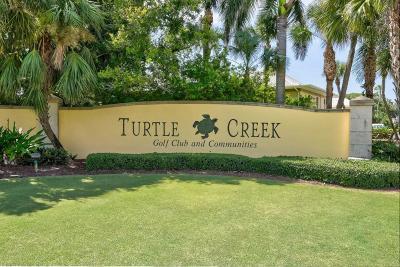 Tequesta Single Family Home For Sale: 23 SE Turtle Creek Drive