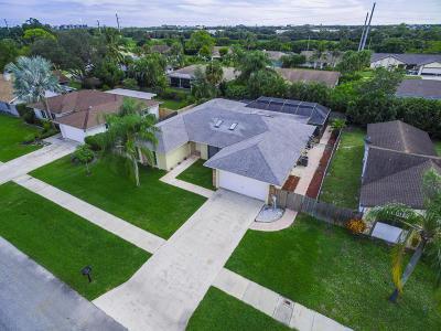 Boca Raton Single Family Home For Sale: 4294 Cedar Creek Rd
