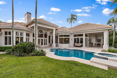 Palm Beach Gardens Single Family Home For Sale: 2763 Calais Drive