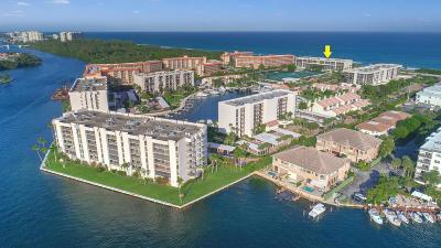 Yacht & Racquet Club Of Boca Raton, Yacht & Racquet Club Of Boca Raton Condo Condo For Sale: 2727 Ocean Boulevard #A202