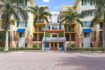 Delray Beach Condo For Sale: 255 NE 3rd Avenue #2508