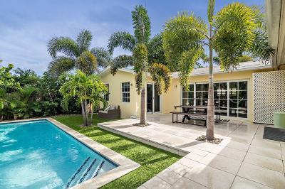 West Palm Beach Single Family Home For Sale: 239 Arlington Road