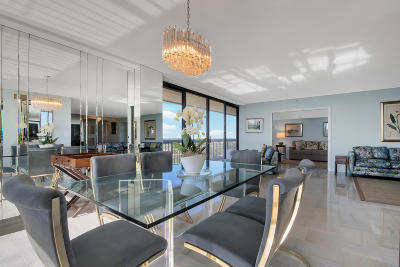 West Palm Beach Condo For Sale: 1900 Consulate Place #1004