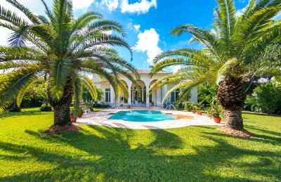 Miami-Dade County Single Family Home For Sale: 6767 SW 70th Avenue