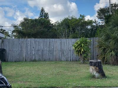 Delray Beach Residential Lots & Land For Sale: 216 NW 8th Avenue