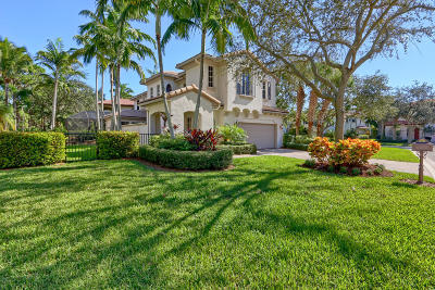 Palm Beach Gardens Single Family Home For Sale: 2102 Spring Court