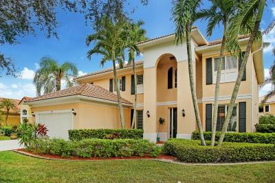 Jupiter Single Family Home For Sale: 240 Bluejay Lane