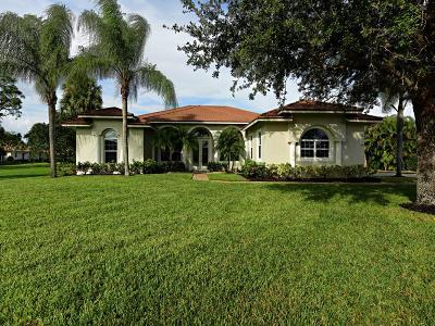 Fort Pierce Single Family Home For Sale: 9404 Pinebark Court