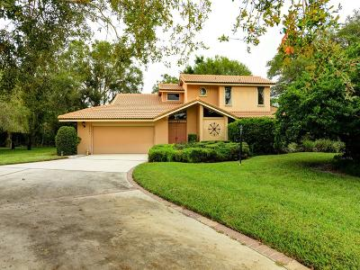 Fort Pierce Single Family Home For Sale: 9461 Meadowood Drive