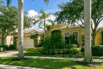 Palm Beach Gardens Single Family Home Contingent: 326 Vizcaya Drive