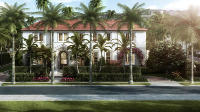 Palm Beach Single Family Home For Sale: 101 Gulfstream Road