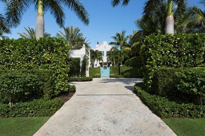 Palm Beach Single Family Home For Sale: 225 Indian Road