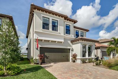 Lake Worth Single Family Home For Sale: 4639 San Fratello Circle