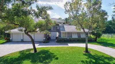 Parkland Single Family Home For Sale: 6690 NW 67th Place