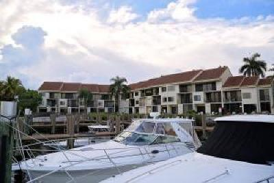 Inlet Cove, Inlet Cove Condo Rental For Rent: 1111 George Bush Boulevard #F