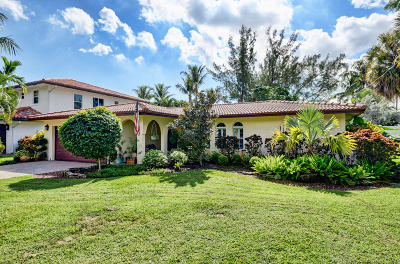 Boca Raton Single Family Home For Sale: 980 SW 21st Lane