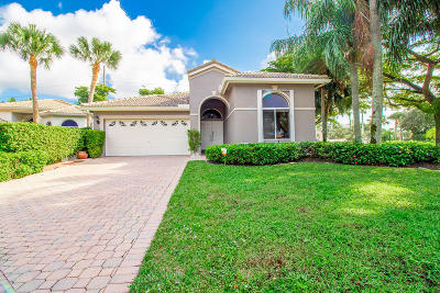 Delray Beach Single Family Home For Sale: 16764 Madrid Court