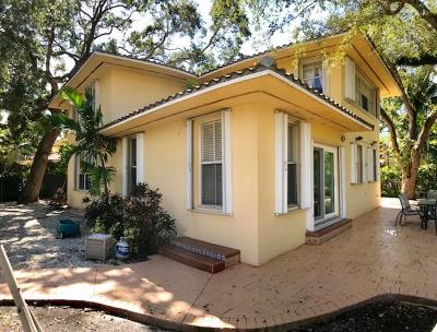 Miami-Dade County Single Family Home For Sale: 3698 Franklin Avenue