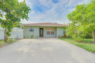 Delray Beach Single Family Home For Sale: 312 NW 1st Avenue