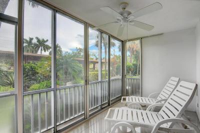 Delray Beach Condo For Sale: 921 Gardenia Drive #173