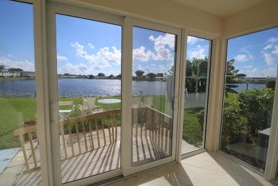 Boynton Beach Condo For Sale: 1116 Lake Terrace #107