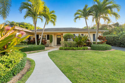 Delray Beach Single Family Home For Sale: 1401 Swinton Avenue