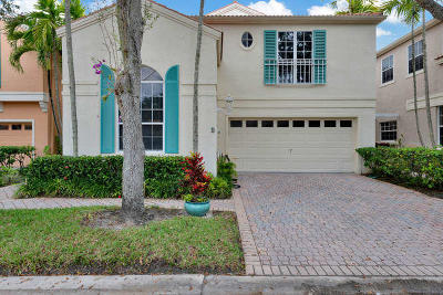 Palm Beach Gardens Single Family Home For Sale: 9 Via Verona