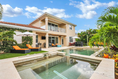 Jupiter Single Family Home For Sale: 2740 Wymberly Drive