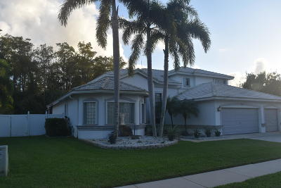 Lake Worth Single Family Home For Sale: 9080 Charlee Street