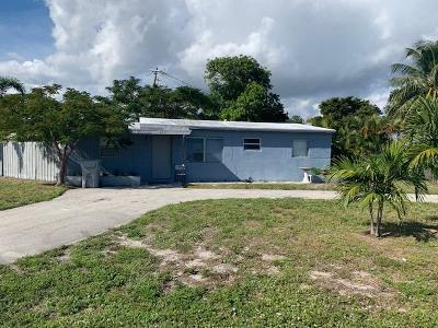 Pompano Beach Single Family Home For Sale: 2670 NE 13th Terrace