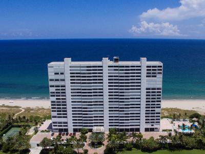 Boca Raton Condo Sold: 2600 S Ocean Boulevard #15-E