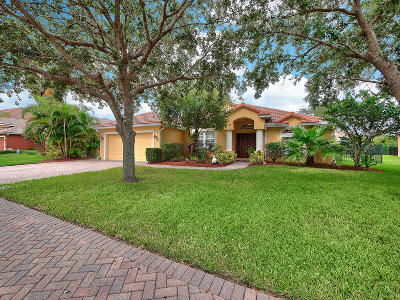 Stuart Single Family Home For Sale: 1945 SW Panther Trace