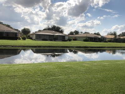 Boynton Beach Single Family Home Contingent: 5766 Grand Harbour Circle