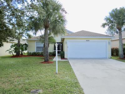 Stuart Single Family Home For Sale: 8975 SW Bonneville Drive