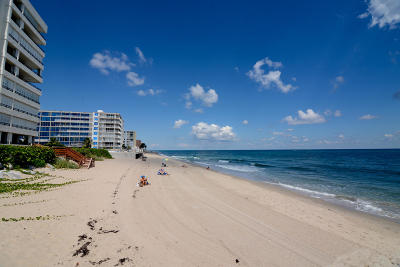 South Palm Beach Condo Sold: 3570 S Ocean Boulevard #606