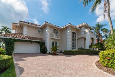 Delray Beach Single Family Home For Sale: 968 Banyan Drive