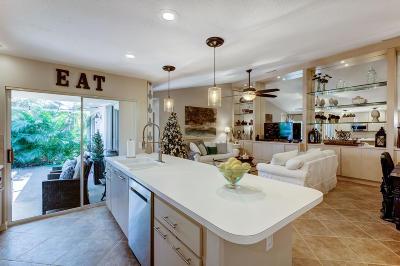 Palm Beach Gardens Single Family Home Contingent: 6403 Geminata Oak Court