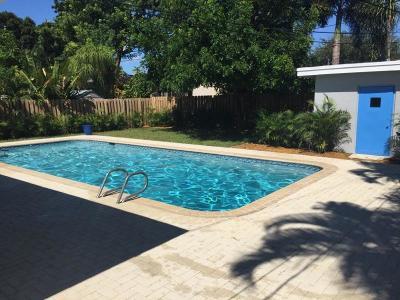 Pompano Beach Single Family Home For Sale: 1633 SE 2nd Street